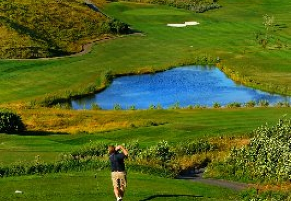 Cardston Lee Creek Golf Course